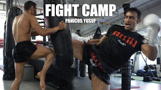 Fight Camp: Panicos Yusuf | Siam Boxing
