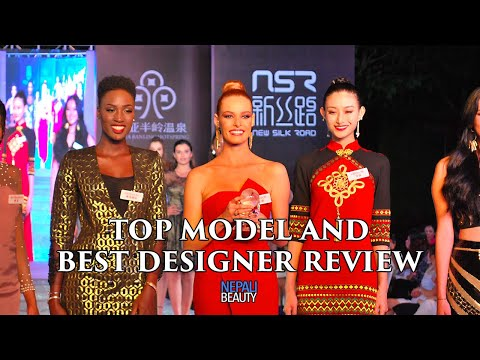 Miss World 2018 Top Model Fashion Designer Review Youtube