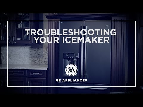 How To: GE Ice Maker Fill Cup WR29X10109 from YouTube · Duration:  3 minutes 35 seconds