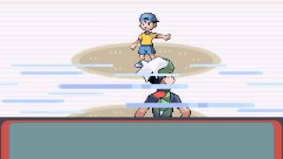 Pokemon Rebirth - -Beating the Trainers in a Pokemon Gym before battling a Gym Leader - User video