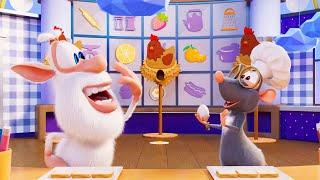 Booba Easter Eggs 🥚 CGI animated shorts 🥚 Super ToonsTV