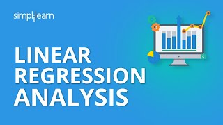 Linear Regression Analysis | Linear Regression in Python | Machine Learning Algorithms | Simplilearn