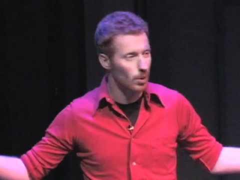 TEDxEMU - Gordon Kangas - Giving Presentations Worth Listening To