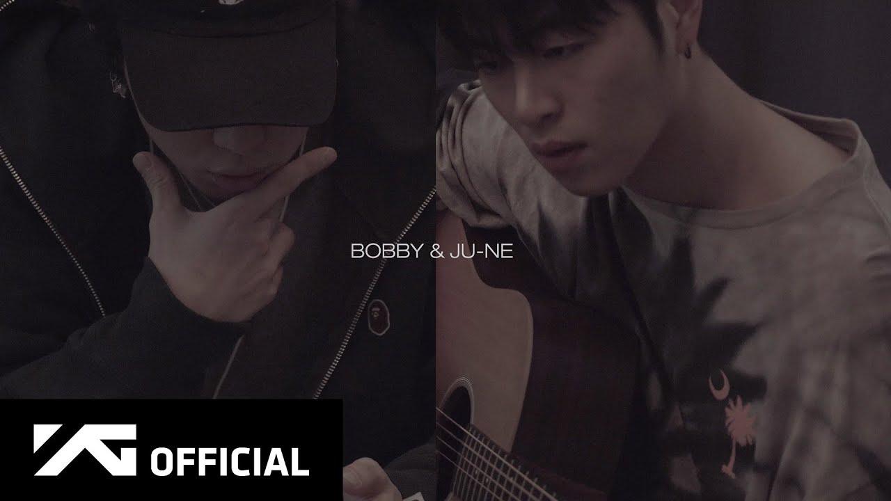 iKON-ON : BOBBY & JU-NE - '깊은 밤' MAKING FILM