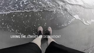 Living the journey or destination? | goa | uddo beach | siolim | best beach to visit in goa