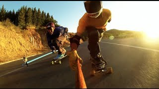 GoPro HERO 3 | Chile Longboard Sessions