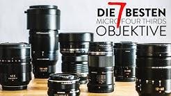 7 BESTE MICROFOURTHIRDS OBJEKTIVE