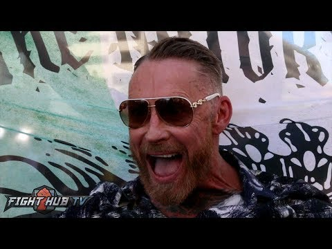 Thumbnail: Conor McGregor impersonator predicts McGregor wins by Knockout with Left hand