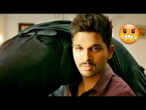 Allu Arjun Best Attitude WhatsApp Status Video