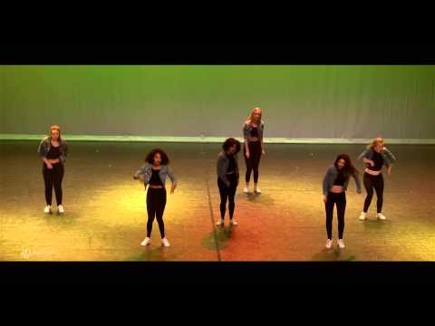 MaxStudios Dansvoorstelling 2015 -  Dancehall - Donderdag 18:00 uur Nijmegen