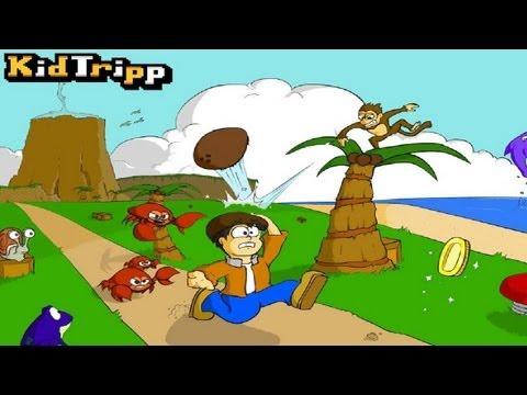 Kid Tripp - Hardcore Platforming Fun on iOS