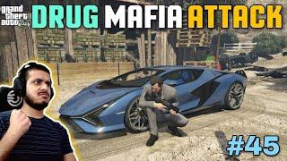 WE CAUGHT DRUG MAFIA BOSS   GTA 5 GAMEPLAY #45