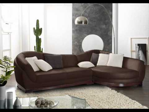 video sofas modulares curvos youtube