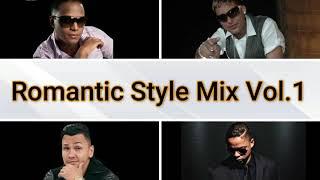 🔥Plenas Romantic Style mix 1 - Niga (Flex), Makano, Eddy Lover, El Roockie