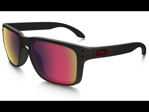 Unboxing de las gafas Oakley Holbrook - YouTube 7f1dbe676f
