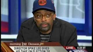 Spike Lee Says Obama