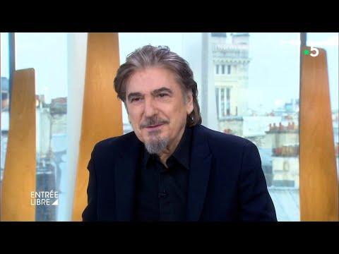 Portrait et interview de Serge Lama