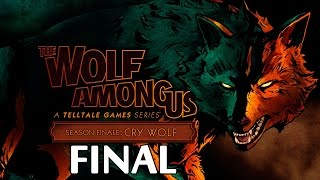 "The Wolf Among Us | EPISODIO 5 Español | Capitulo FINAL ""Cry Wolf..."""