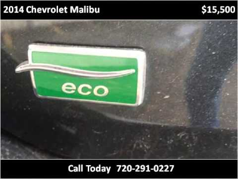 2014 Chevrolet Malibu Used Cars Engwood CO