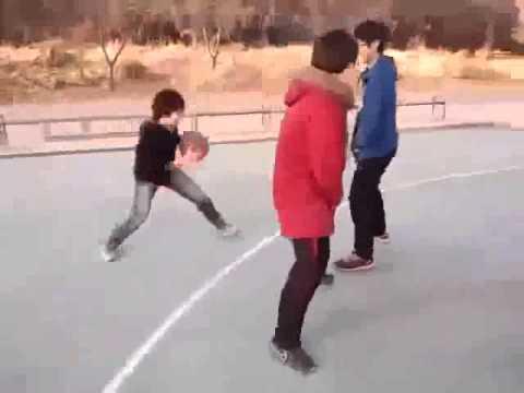 광희중 98 농구동영상