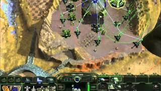 Perimeter gameplay