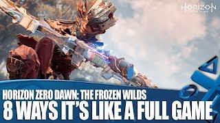 Horizon Zero Dawn: The Frozen Wilds - 8 Ways It