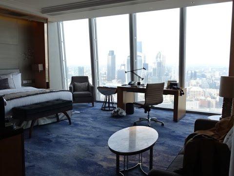 Shangri La Hotel, The Shard, London, UK - Premier City View Room