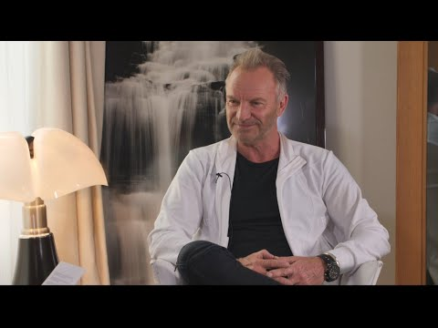 Encore! - Sting on his roots, Brexit and being inspired by Paris's red light district