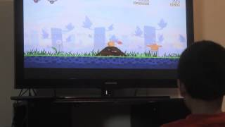 Angry Birds Trilogy Classic - Kai The Collector guy Reviews Game PS3