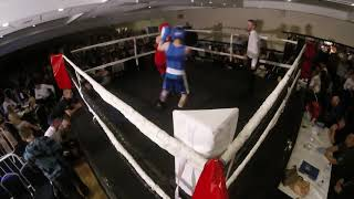 White Collar Boxing, Carlilse, White Collar Heroes, Fight 1