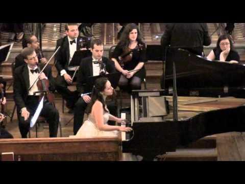 Mozart Piano concerto in A Major, K 488 II Adagio
