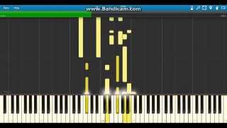 blue blood hunter hearst helmsley 1st wwf theme piano synthesia