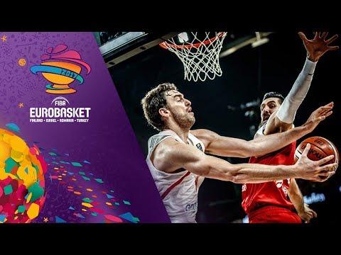 Spain v Turkey - Full Game - Round of 16 - FIBA EuroBasket 2017