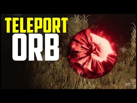 TELEPORTATION ORB?! - Desolate Gameplay Early Access #4