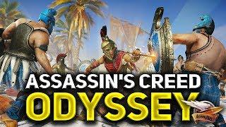 Стрим - Assassin's Creed Odyssey - Прохождение Часть 5
