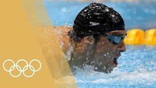 Michael Phelps [USA] - Men
