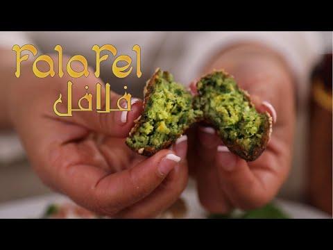 Falafel , The Original Falafel Recipe ,  فلافل