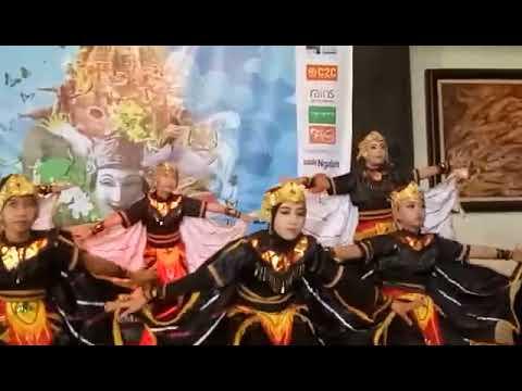 Malang Art Festival 1 - Tari Kalongking