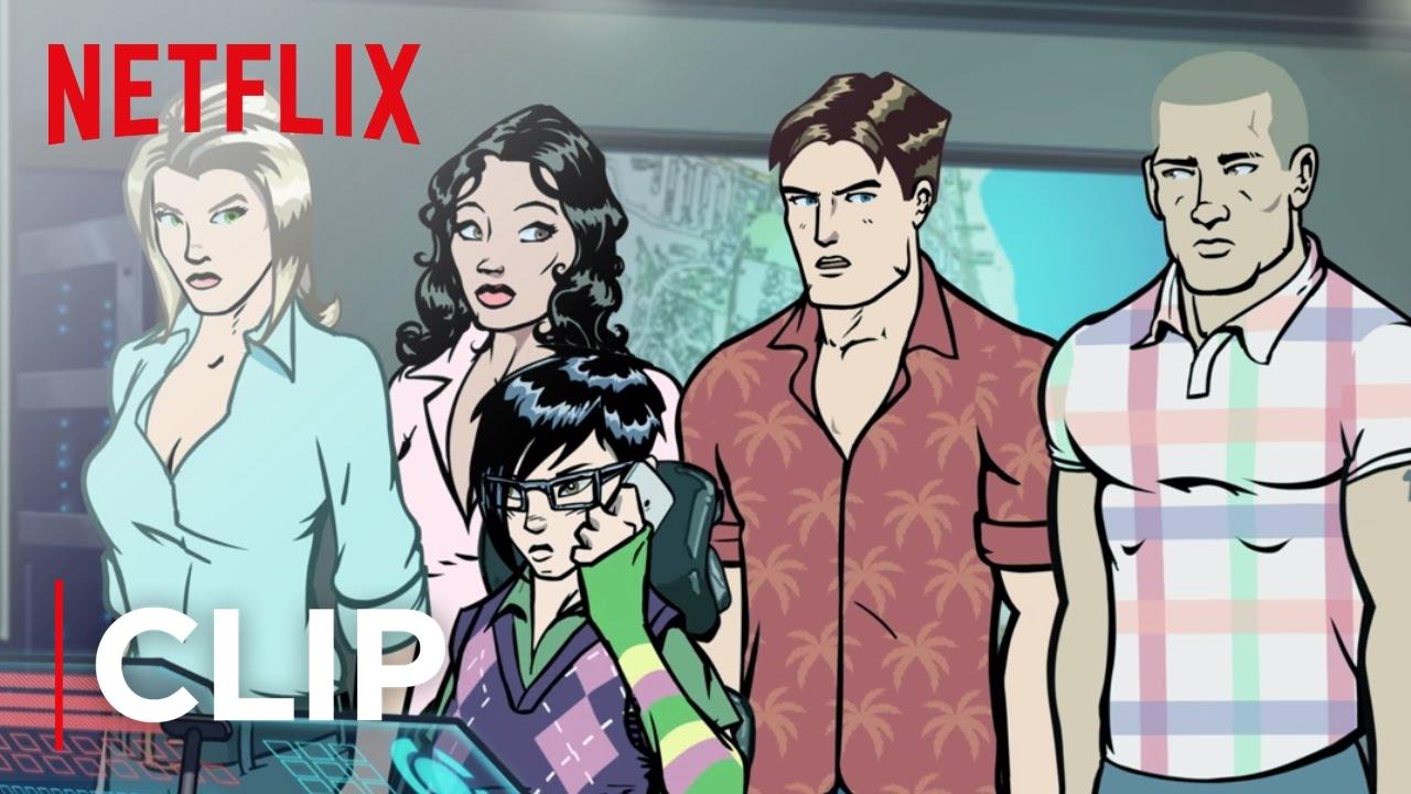 Download Pacific Heat   Meet the Team   Netflix