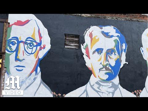 Woody Allen Mural Debate   Ann Arbor News