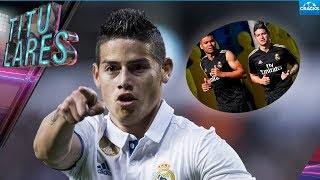 JAMES de regreso al REAL MADRID | ¿AGRESIÓN a MESSI en Ibiza?