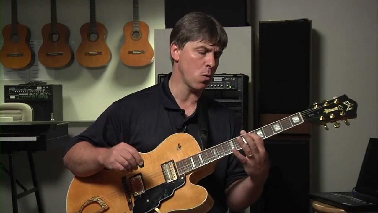 Jazz Guitar Chord Training, Lesson 5: Terminology ...