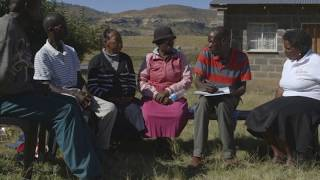 Bringing about change in Lesotho