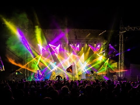 "Umphrey's McGee: ""Bright Lights, Big City"" - Summer Camp Music Festival"