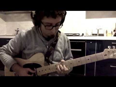 Fly me to the moon telecaster chord melody - YouTube
