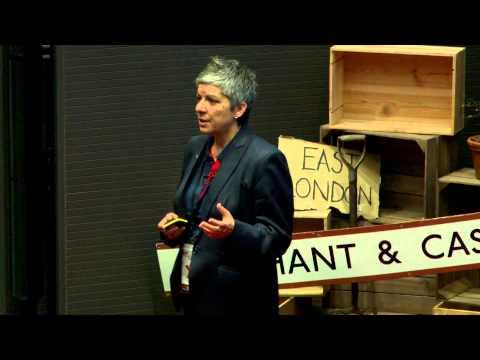 Jo Negrini at TEDxNewham