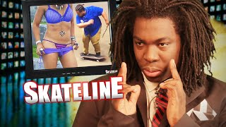 SKATELINE - Jordan Taylor, Jaws Ollie, Greyson Fletcher, Mark Suciu, Strip Skate & More