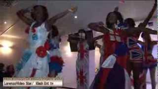 The 2nD Miss Borough Uk Beauty Pagent /2013 @KLASH ENT.  TV