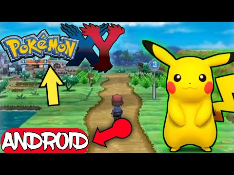 Download Pokémon X And Y For Android No 3Ds Emulator Only APK+obb #pokemon XY DOWNLOAD FOR ANDROID