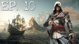 Assassin's Creed 4 : Black Flag - Let's Play (FR) | Episode 10 : Surprise au Fort !